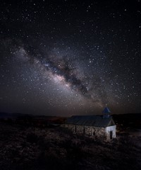 West Texas Night Sky