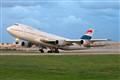 Jumbo Jet Take-off!