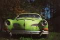 Abandoned Karmann Ghia!