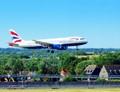 Landing at Gatwick