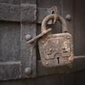 antique locking