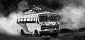 """Nepali """"Upper Class"""" Bus travelers"""