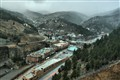 Old Silver Mining Town - Now a  Gambling Town
