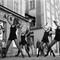 Street dancers in Salzburg