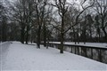 Brugge by winter
