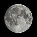 Full Moon on a cool autumn night