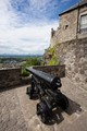 Cannon at Stirling Castle
