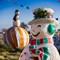 Cornerstone Sonoma Snowman-