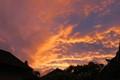 Sky over Sargans, Switzerland