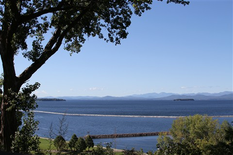 Lake Champlain Blue