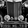 1951 MG B&W