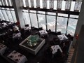 Dining on 102th floor