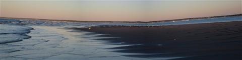 Crane Beach at dusk 06