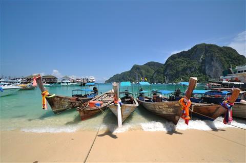 Phi Phi Island @ Krabi, Thailand (DSC_1615)