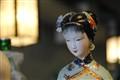 geisha miniature