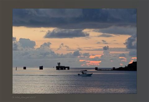 Ferry Reach - Sunset no_1