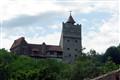 Bran Castle Tower