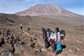 70 years old and climbing Kilimanjaro