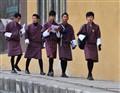 Schooldays in Bhutan