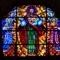 Window in Toulon Cathedral