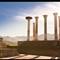 Roman Temple in Volubilis - Morocco