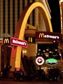 McDonalds, Panda Express, and Chipotle in Las Vegas