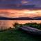 Sunset at Tuyen Lam Lake, Dalat