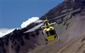 Helicopter near Acongagua