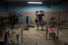 Gym- Havana, Cuba