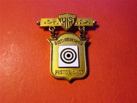 Distinguished Badge