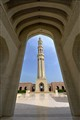 Sultan Qaboos Grand Mosque, Muscat Oman