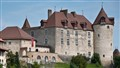 Castle of Gruyeres, Gruyeres, Switzerland