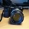 NEX-7 with Minolta 58mm f1.4 lens