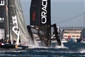 Nosedive at the AC45 races on San Francisco Bay