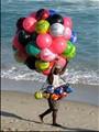 Balls beach vendor