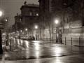 Wet Windy Night