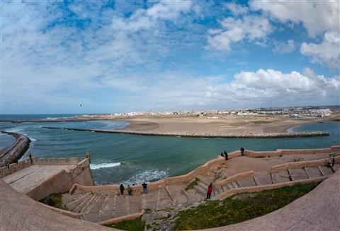 Morocco Seascape