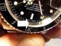 rolex glass etching