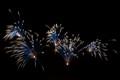2 Rockford Fireworks Blue