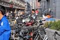 Street scene in Shanghai.