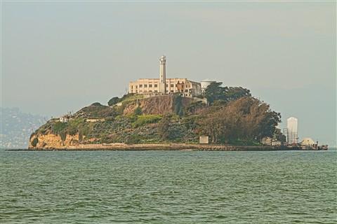 Alcatraz HDR