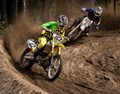 Motocross Turn