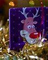 Rudolph the red nosed....