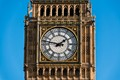 """Completed in 1859, it is probably the most iconic landmark in the U.K.  The inscription below the clock reads """"DOMINE SALVAM FAC REGINAM NOSTRAM VICTORIAM PRIMAM"""" which means, """"O Lord, keep safe our Queen Victoria the First"""""""