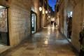 A street in Dubrovnik