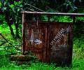 Dilapidated Gate