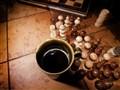 Coffee + Mountain Chess