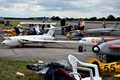Model Aircraft Day at Elvington Airfield, 9 August 2015.