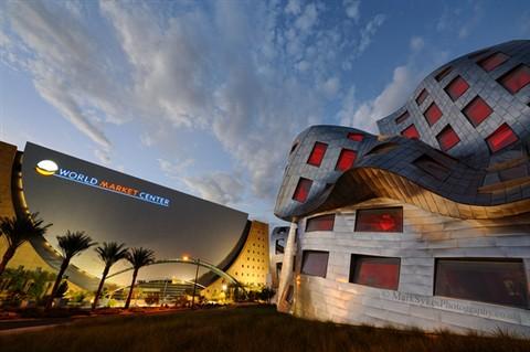 World Market Center and Lou Ruvo Center - Las Vegas