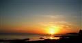 Sunset in Burias Island, Philippines